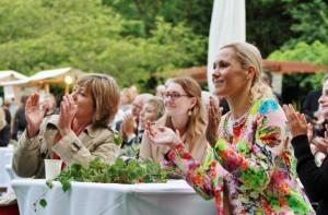 Bettina Wulff - 20 Jahre DKJS im Schloss Bellevue